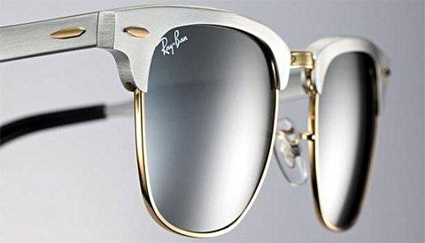Óculos Ray-Ban Prata_