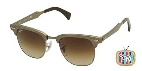 Óculos Ray-Ban Dourado_