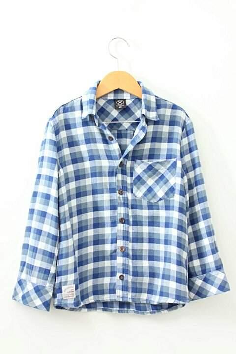 Camisa Hering Flanela Vichy _foto principal