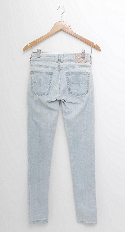 Calça Jeans Azul Claro Zoomp_foto de frente