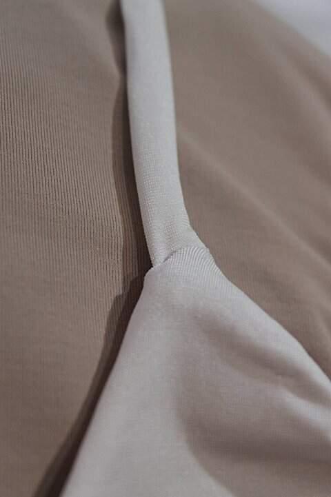 Body Branco Cavado De Alças_foto de costas