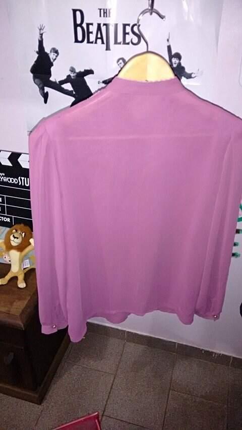 Camisa com Renda Importada_foto de frente