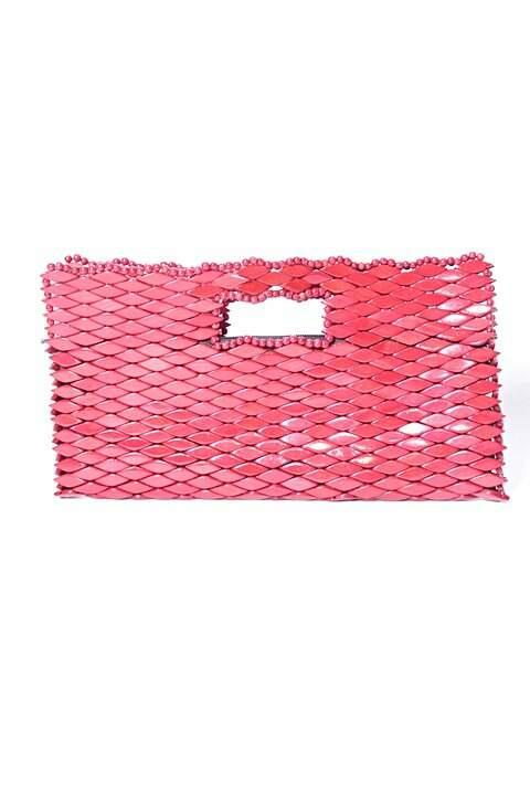 2a15bc40d Bolsa Clutch Vermelha - compre por menos | Repassa