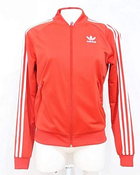 87f888616 Jaqueta Vermelha Adidas - compre por menos | Repassa