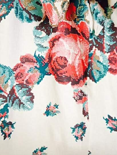 Vestido Maria Mais Aparecida_foto de costas
