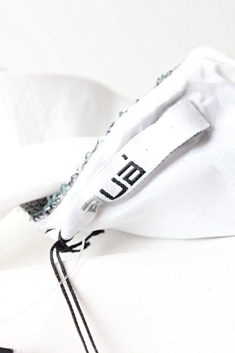 Vestido Auá Longo Branco - TAM 44_foto de detalhe
