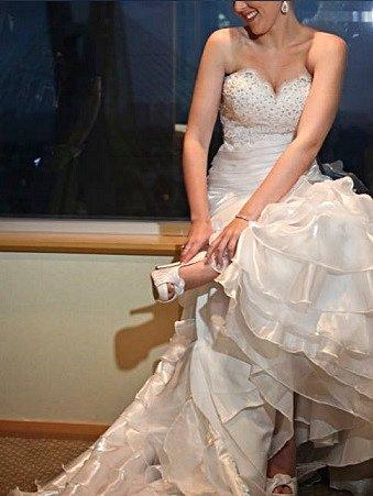 Vestido de Noiva MARIA FLOR_