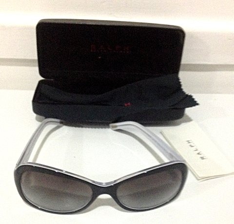 Óculos De Sol Ralph Lauren _foto de frente