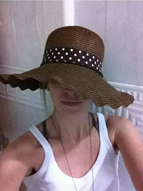 Chapéu de Palha Marrom _foto principal