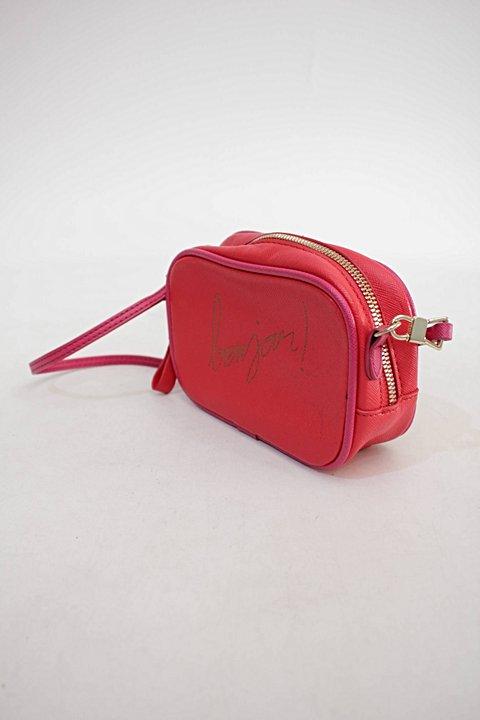Bolsa Vermelha zara_foto de costas