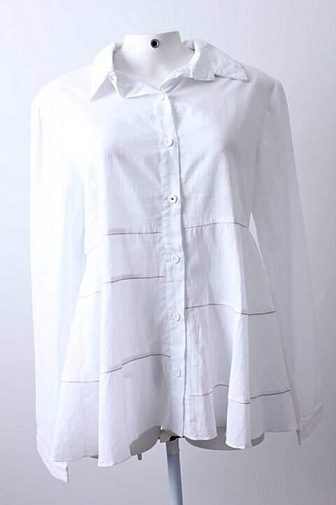 Camisa Branca Graça Ottoni_foto principal