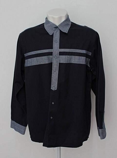 Camisa azul com jeans lacoste_foto principal