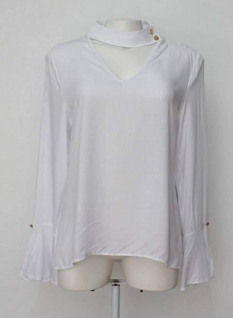 Blusa branca endless_foto principal