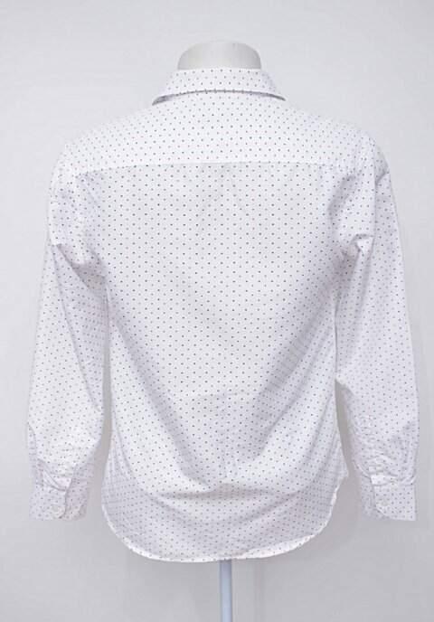 Camisa estampada broken rules_foto de costas