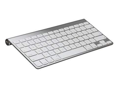 Teclado Apple Bluetooth (sem fio)_foto de detalhe
