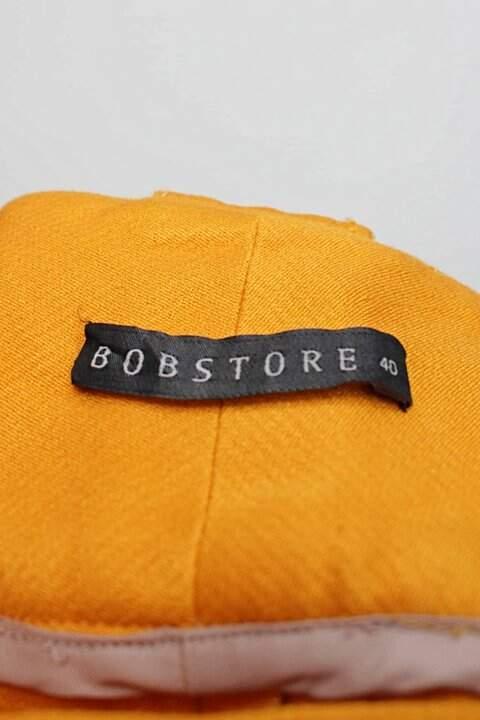 Calça Amarela Bobstore_foto de detalhe