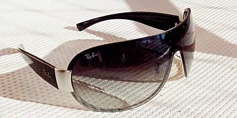 Óculos de Sol Ray Ban Preto _foto principal