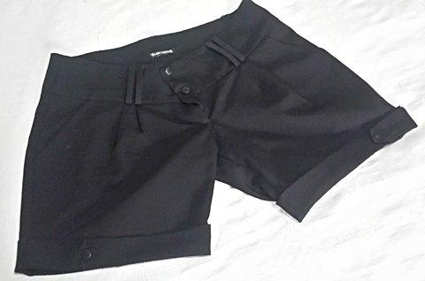 Shorts social Preto_