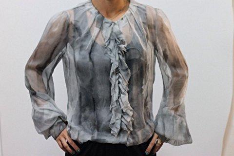 Camisa de Seda Dolce & Gabbana_foto principal