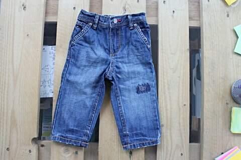 Calça Jeans Infantil Tommy Hilfiger_foto principal
