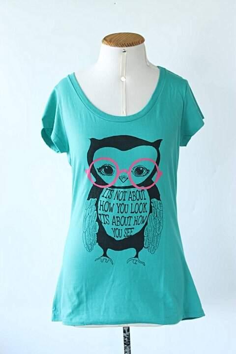 T-Shirt Coruja_foto principal