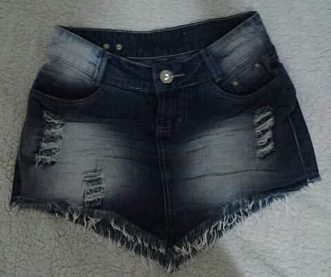 Mini-saia Jeans_