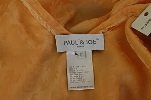 Vestido Paul & Joe Paris_foto da etiqueta